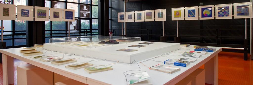 Mostra di opere su titanio al Convegno Pedeferri, 26-27 settembre 2013. Photo: ©/SimonPalfrader