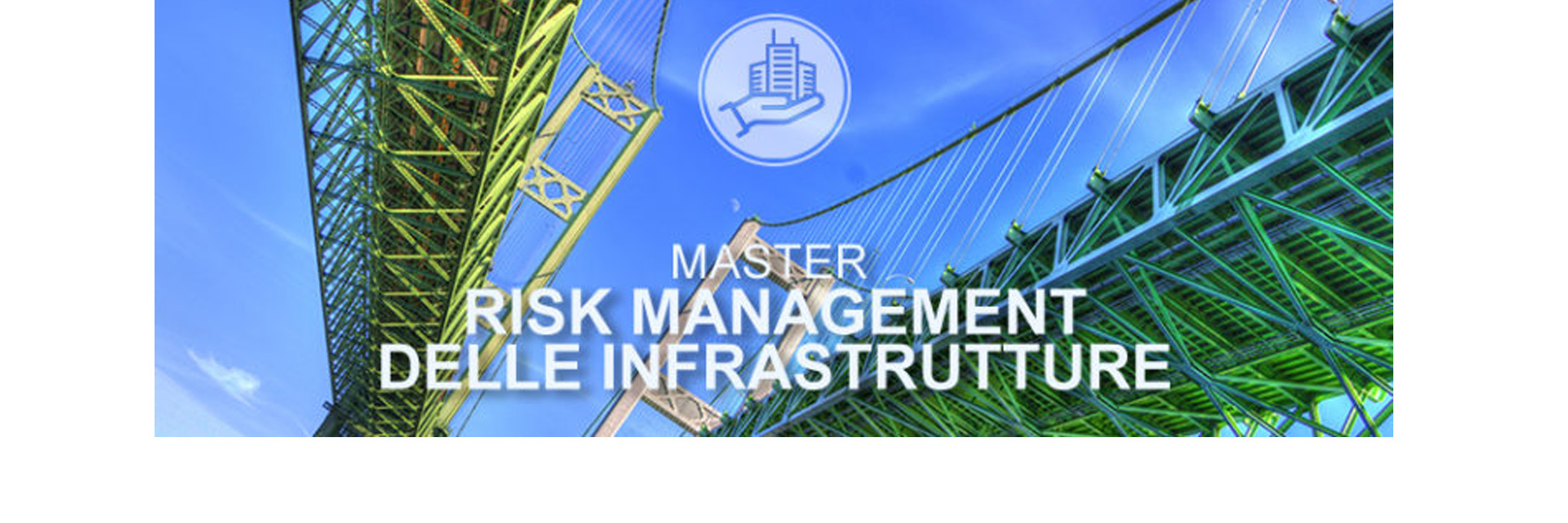 PoliLaPP e il master in Risk Management delle infrastrutture