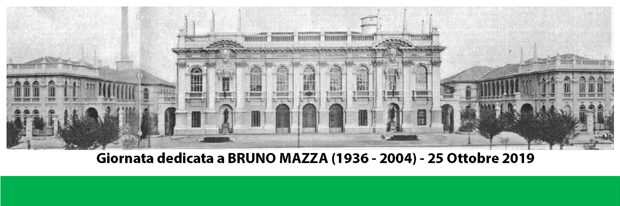 Una vita politecnica - Giornata dedicata a Bruno Mazza